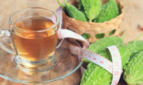 ゴーヤ茶で免疫力アップ!