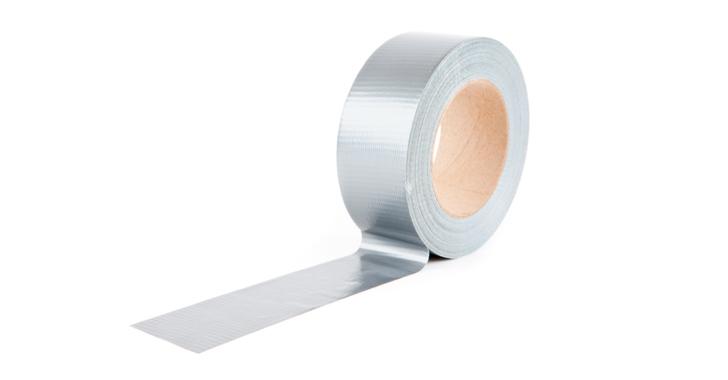 銀の反射テープ