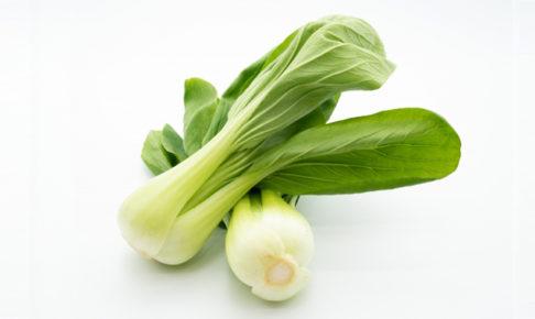 チンゲン菜の後作に植えても良い野菜とは?