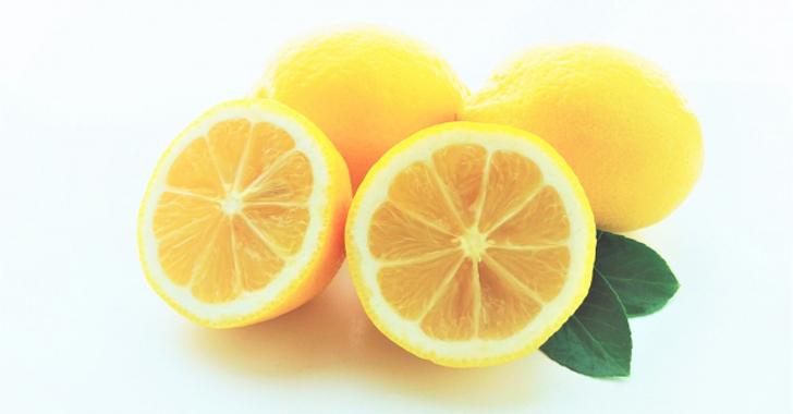 レモンの病気