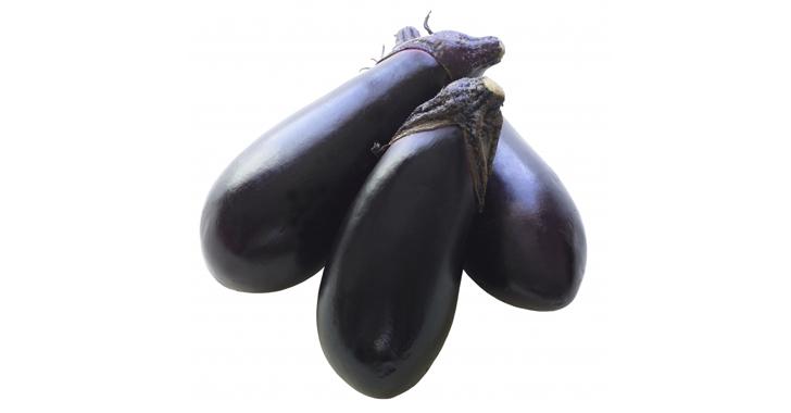 茄子の固い皮