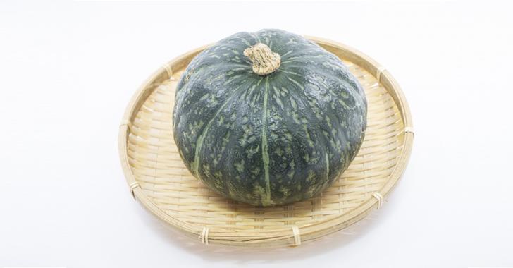 カボチャの収穫について