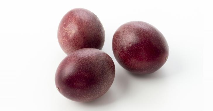 パッションフルーツの収穫について