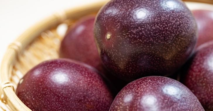 パッションフルーツの収穫方法