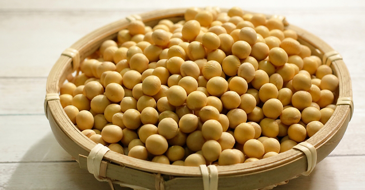 大豆の収穫方法